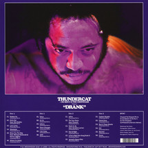Thundercat - Drank (Purple Colored 2LP+MP3) [2LP]