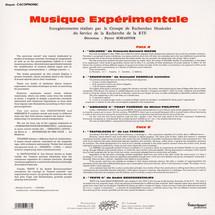 VA - Musique Experimentale [LP]