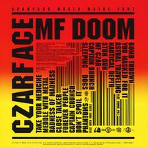 Czarface (Inspectah Deck & 7L & Esoteric) - Czarface Meets Metal Face (Red Vinyl Edition)  [LP]