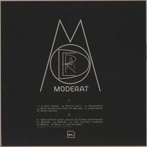 Moderat - Moderat