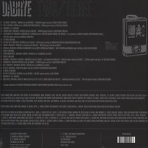 Dabrye - Two/Three (2018 Remaster) [2LP]