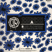 Dr. Octagon / Kool Keith / Prince Paul - Blue Flowers (Custom Shaped Picture Disc)