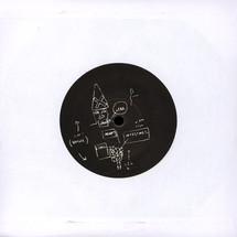 """Rammellzee vs. K-Rob - Beat Bop 7"""" Edits [7""""]"""