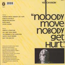 Yellowman - Nobody Move Nobody Get Hurt [LP]