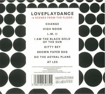 Toshio Matsuura Group - LOVEPLAYDANCE: 8 Scenes From The Floor [CD]