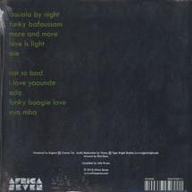 J.M. Tim & Foty - African Funk Experimentals (1977-1979) [LP]