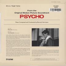 Bernard Herrmann - Psycho OST (Ltd. 7