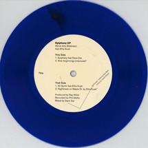 """AG & John Robinson - Epiphany EP [7""""]"""