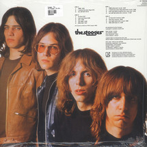 The Stooges - The Stooges - The Detroit Edition (RSD 2018) [2LP]