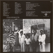 The Fatback Band - Let