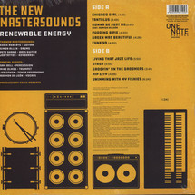The New Mastersounds - Renewable Energy [LP]