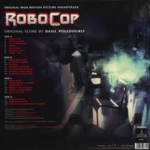 Basil Poledouris - Robocop OST (180g) [2LP]