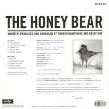 Hampshire & Foat - The Honeybear [LP]