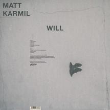 Matt Karmil - Will [LP]