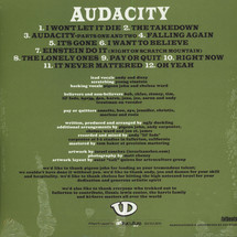 "Ugly Duckling - Audacity: 10th Anniversary Edition [2LP+7""]"