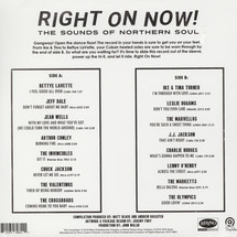 VA - Right On Now! The Sounds of Northern Soul (RSD 2018) [LP]
