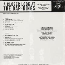 Saun & Starr - Look Closer - Instrumental Versions (RSD 2018) [LP]