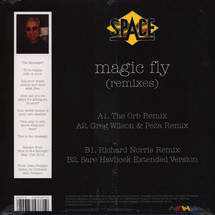 "Space - Magic Fly (The Orb & Greg Wilson Remixes) [12""]"