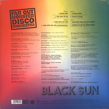 Far Out Monster Disco Orchestra - The Black Sun [2LP]