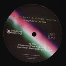 "Juan Laya & Jorge Montiel - Boogie Jams On Wax [12""]"