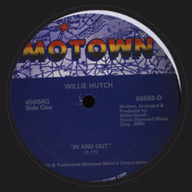 Willie Hutch - In And Out/ Brother