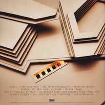 Arctic Monkeys - Tranquility Base Hotel & Casino (Limited Clear Coloured Vinyl) [LP]