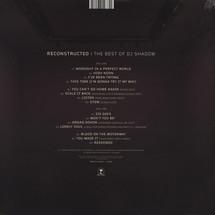 DJ Shadow - Reconstructed - The Best Of DJ Shadow [2LP]