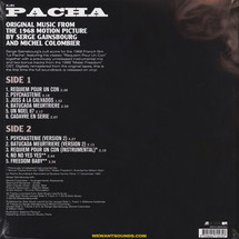 Serge Gainsbourg - Le Pacha OST (RSD 2018) [LP]