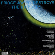 Prince Jammy - Destroys The Invaders [LP]