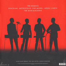 Kraftwerk - The Man Machine (Remastered Edition) [LP]