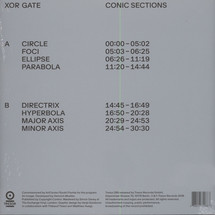XOR Gate - Conic Sections [LP]
