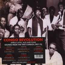 "VA - Congo Revolution Box Set - Africa Latin, Jazz and Funk: Sounds From The Two Congos (1957-73) (RSD 2018) [5x7""]"
