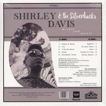 Shirley Davis & The Silverbacks - Wishes & Wants [LP]