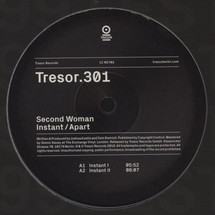 """Second Woman - Instant/ Apart [12""""]"""