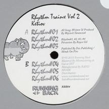 """Ketiov - Rhythm Trainx Vol.2 [12""""]"""