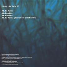 """Eltron - Le Volte [12""""]"""