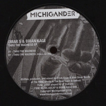 "Omar S - Thru The Madness EP [12""]"
