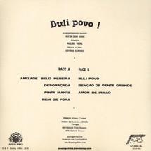 Antonio Sanches - Buli Povo! (RSD 2018) [LP]