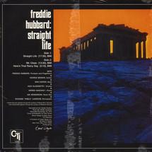 Freddie Hubbard - Straight Life [LP]