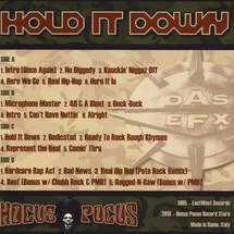 Das EFX - Hold It Down (Gold Vinyl Edition) [2LP]