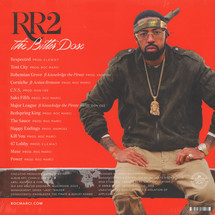 Roc Marciano - RR2 - The Bitter Dose [2LP]