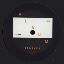 "Piotr Bejnar - Album Remixes [12""]"