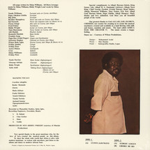 Shina Williams & His African Percussionists - African Dances [LP]