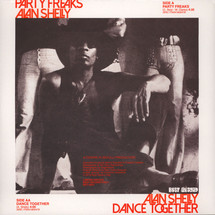 """Alan Shelly - Party Freaks/ Dance Together [12""""]"""