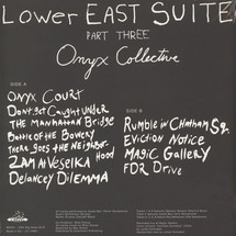 Onyx Collective - Lower East Suite Part Three [LP]