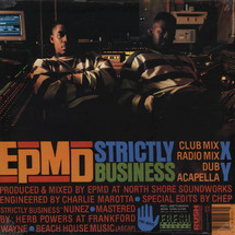 """EPMD - Strictly Business [12""""]"""