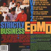 EPMD - Strictly Business [LP]