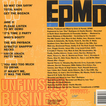 EPMD - Unfinished Business