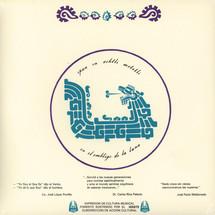 Luis Perez - Ipan In Xiktli Metztli/ Mexico Magico Cosmico/ El Ombligo de la Luna [LP]