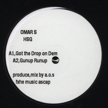 Omar S / Theo Parrish - HSG (High School Graffiti)